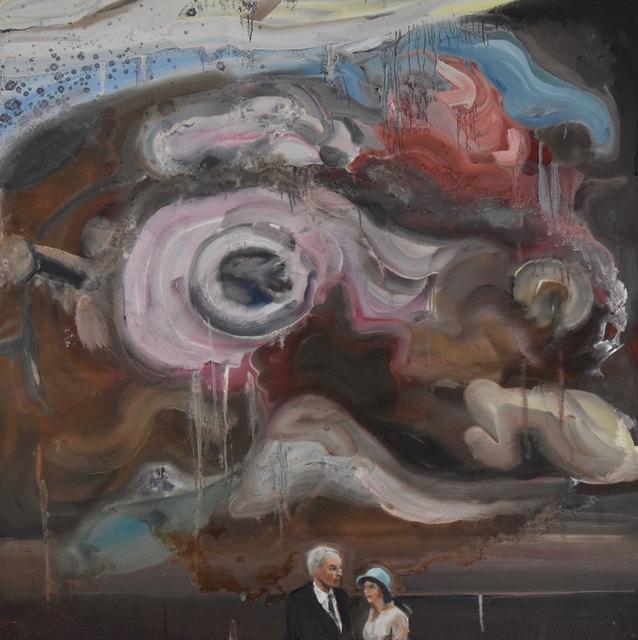 Anna Bjerger, 'Mural', 2017, Galleri Bo Bjerggaard