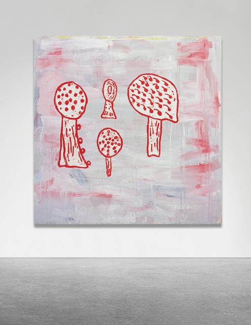 , 'Tree Painting,' 1985, MARUANI MERCIER GALLERY