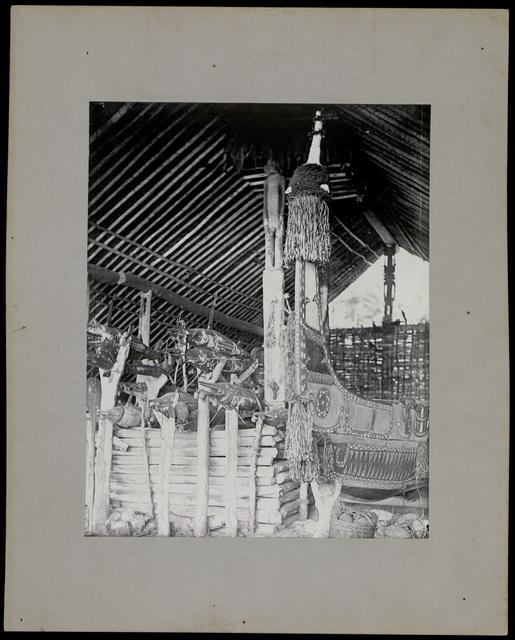 , 'Tabou House à Santa Anna. Voyage du Comte Festetics de Tolna (Tabou House at Santa Ana. Trip to Comte Festetics of Tolna),' 1893-1901, Musée du quai Branly