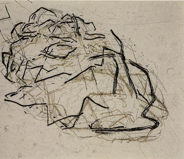 , 'Julia Asleep,' 2001, Marlborough London