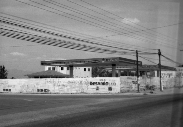 , '26 Used to be Gasoline Stations (Oaxaca, Oaxaca),' 2007-2015, Machete