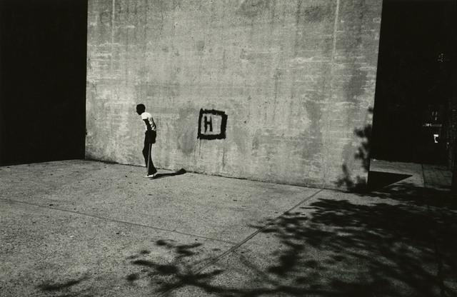 , 'Boy and H, Harlem,' 1961, Steven Kasher Gallery