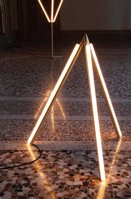 Michael Anastassiades, 'Lit Lines, Floor Light 4', 2011, Nilufar Gallery