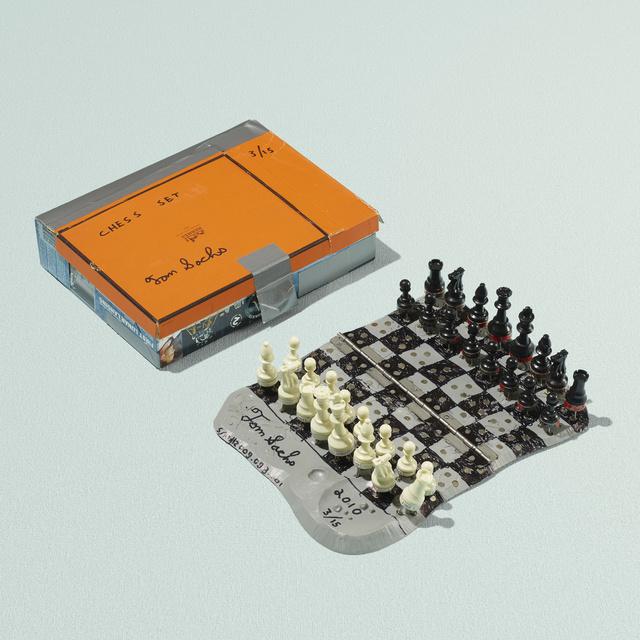 Tom Sachs, 'Chess Set', 2010, Wright