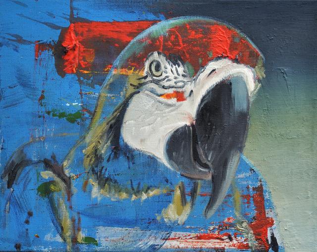Jochen Pankrath, 'Abstrakte Philosophen XXVIII', 2019, Galerie Barbara von Stechow