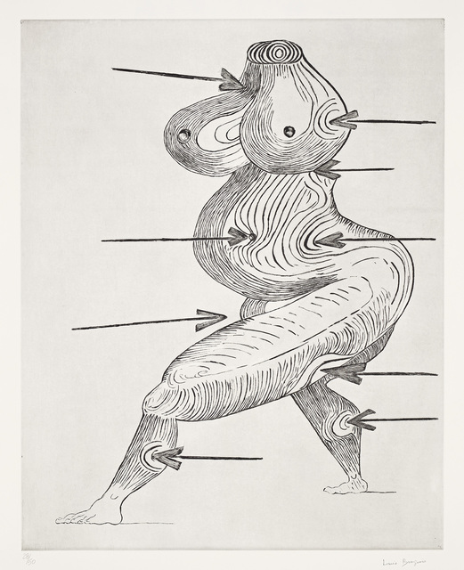 Louise Bourgeois, 'Sainte Sébastienne', 1992, Phillips