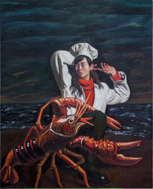 , 'Crayfish,' 2018, Tang Contemporary Art