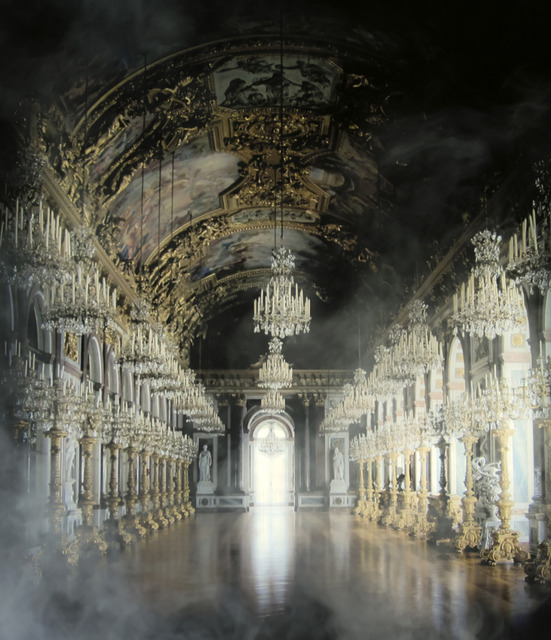 , 'Imposing Places with Quiet Secrets,' 2012, Newzones