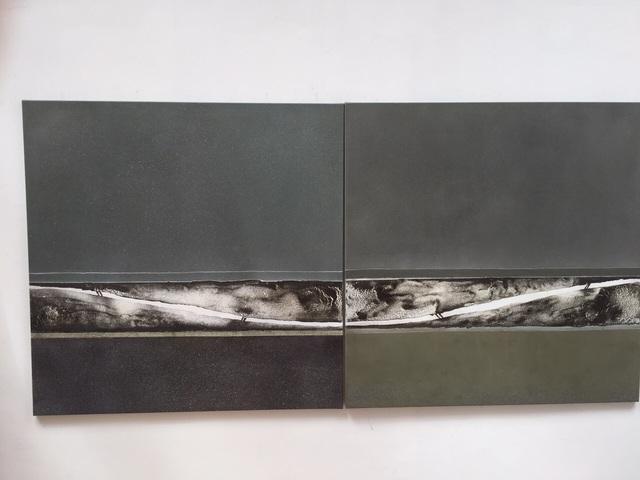 , 'Trocon 1/2 ,' 2015, Galerie Artpark Karlsruhe