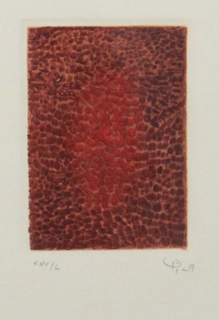 , 'Terre Brulée ,' 1997, Fólio