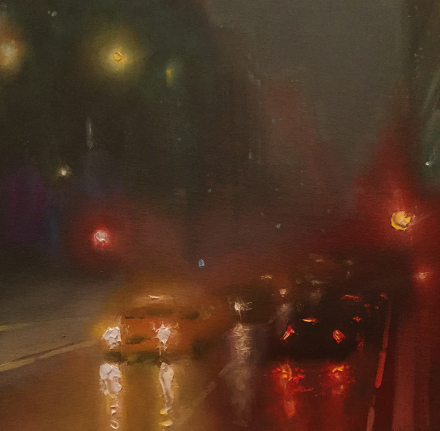 , 'Night Drizzle,' 2018, Gallery 1261