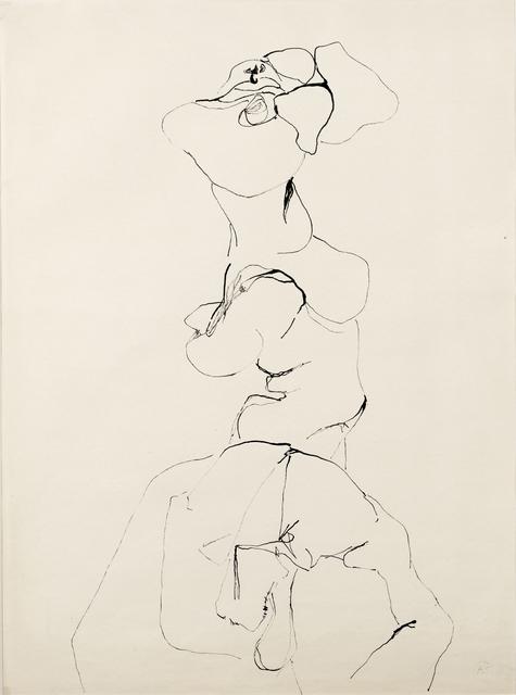 , 'Sans titre ,' 1970-1971, Loevenbruck