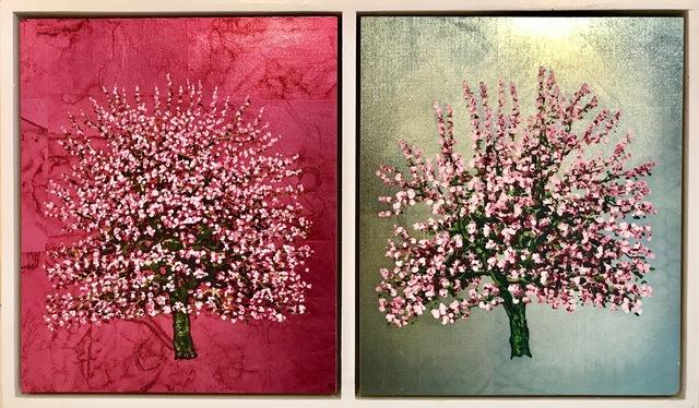 , 'Marble Blossoms II,' , Urbane Art Gallery