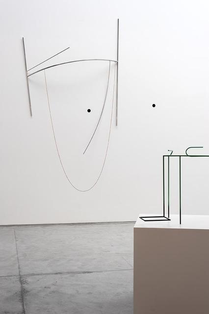 , 'Parábola (dois pontos),' 2007, Paulo Darzé Galeria de Arte