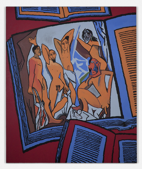 , 'Les Messieurs d'Aignon,' 2003, Night Gallery