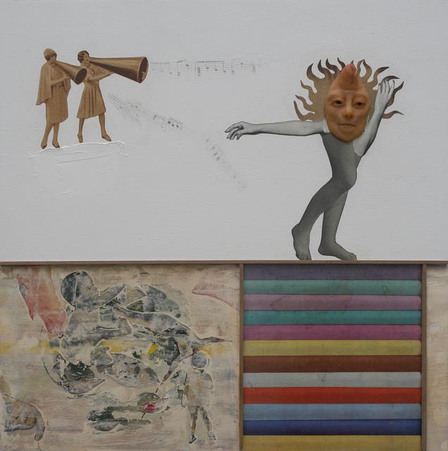 , 'Funambulismos,' 2015, Blanca Soto Arte
