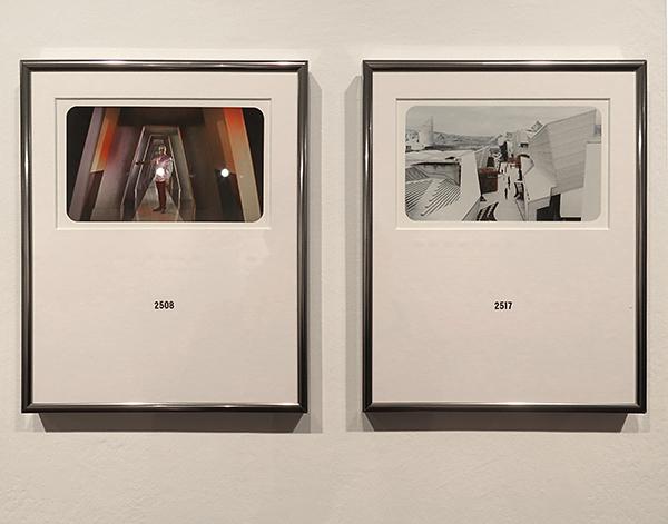 , 'FUTURE PAST ARCHITECTURE,' 2015, Rosa.Santos