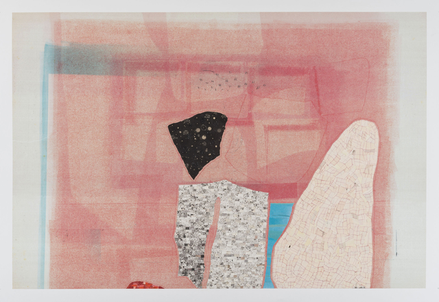 , 'NP-C_015_newsprint13,' 2018, Bruno David Gallery & Bruno David Projects