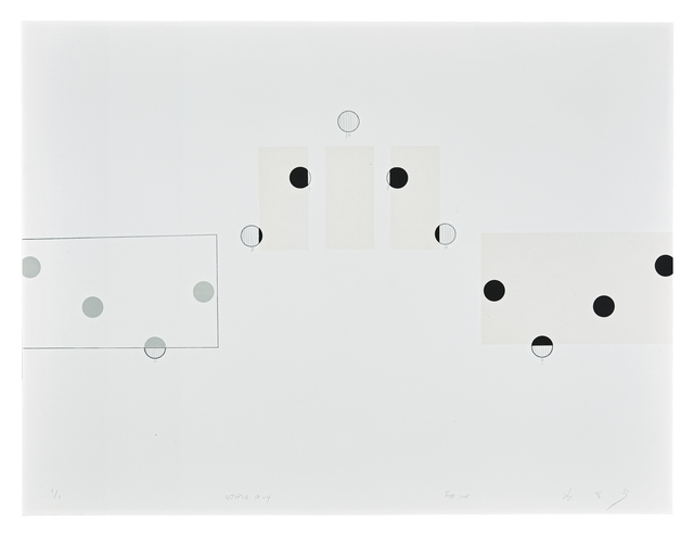 , 'Utopia 18-3,' 2018, Cahiers d'Art