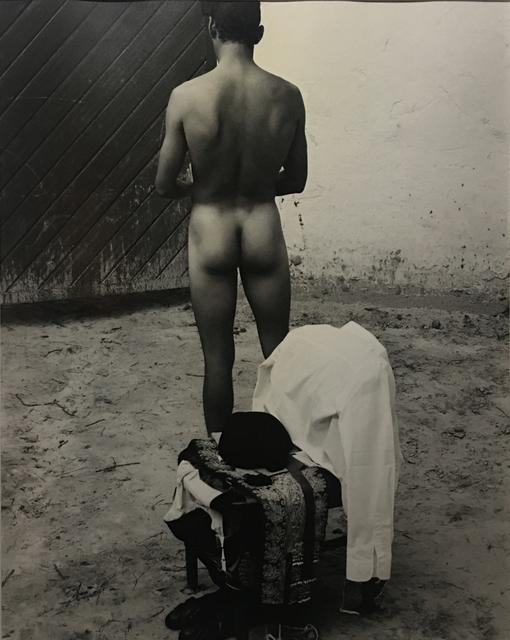 ", 'Alfredo Covilla, ""El Rubio de SanDiego."" Bogota, Colombia (pg101),' 2001, Matthew Liu Fine Arts"
