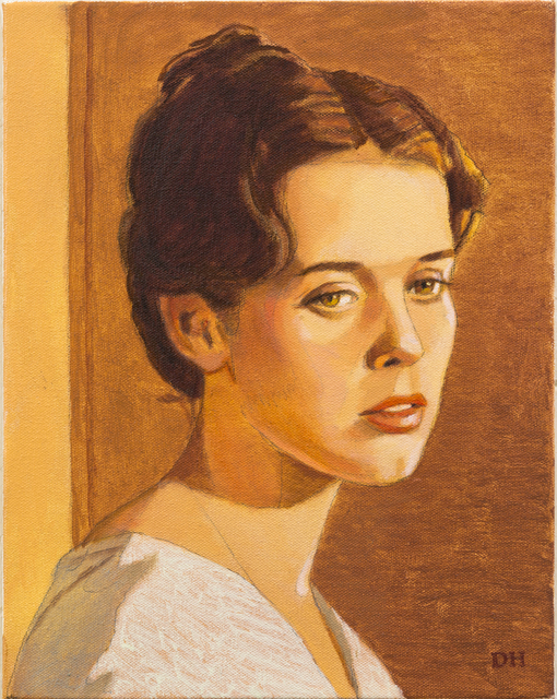, 'The late Sylvia Kristel,' 2013, Ornis A. Gallery