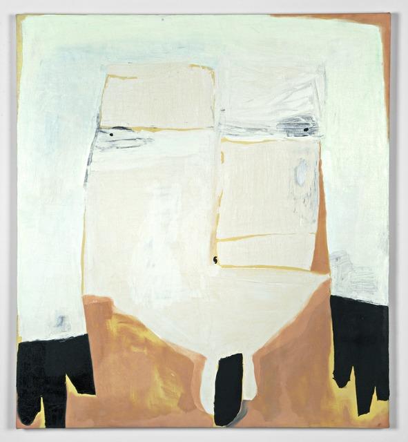 , 'White Torso,' 2012, Garis & Hahn