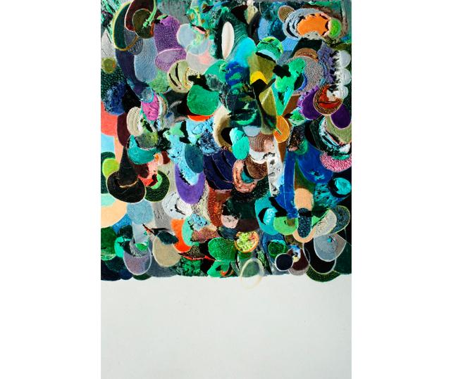 , 'Selva espacial,' 2017, Herlitzka + Faria