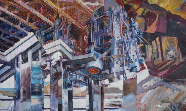 , 'Polterreise,' 2018, Venvi Art Gallery