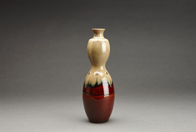 , 'Flower vase (Hanaire), gourd form,' , Pucker Gallery