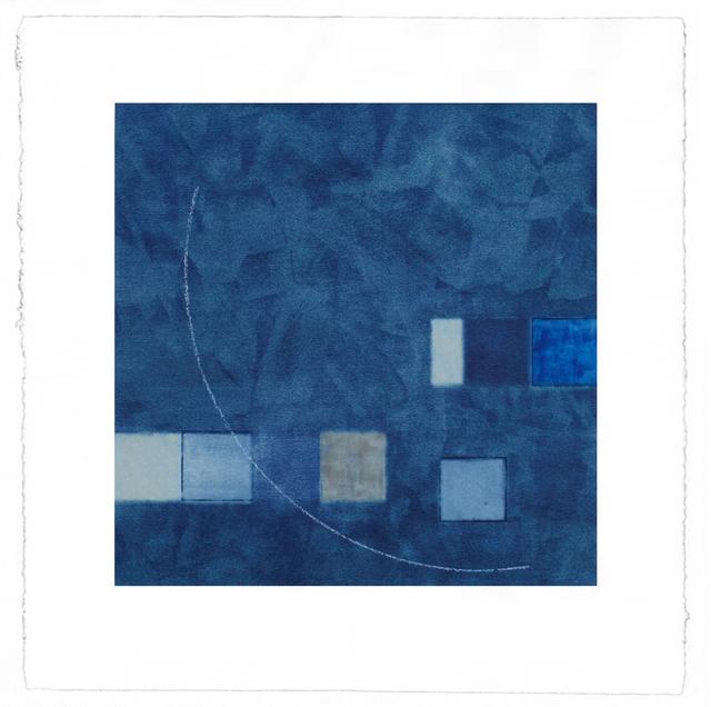 Felim Egan, 'Sounding', 2006, Print, Intaglio, Stoney Road Press