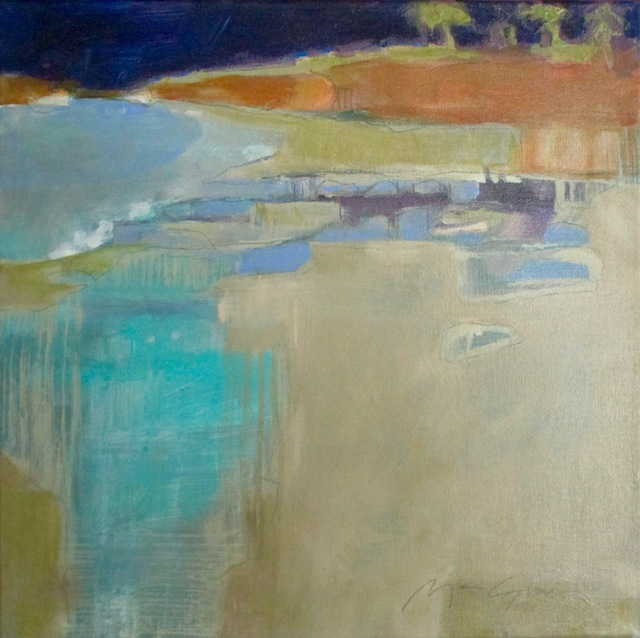 Peggy McGivern, 'Sand Bar', Gildea Gallery