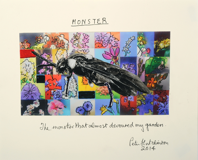 , 'Monster,' 2014, Freight + Volume