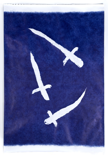 , 'Swords, Crosses and Daggers VI,' 1989, Magazzino