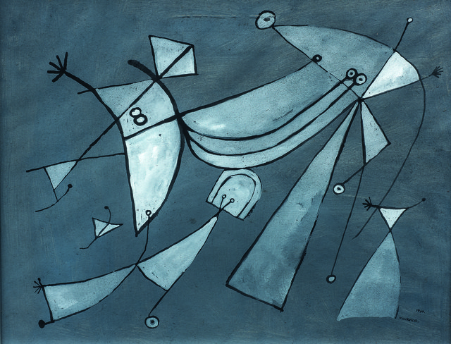 , 'Formas danzantes,' 1966, Galería de las Misiones