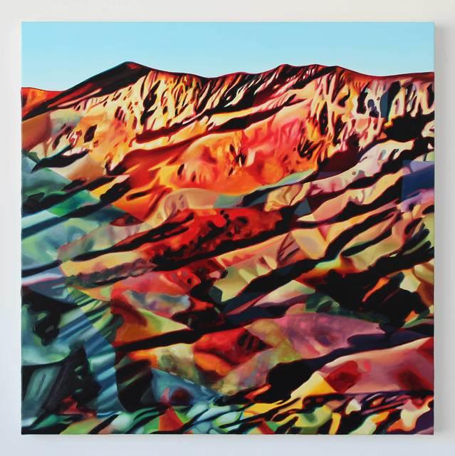 , 'Death Valley I,' 2018, Cris Worley Fine Arts
