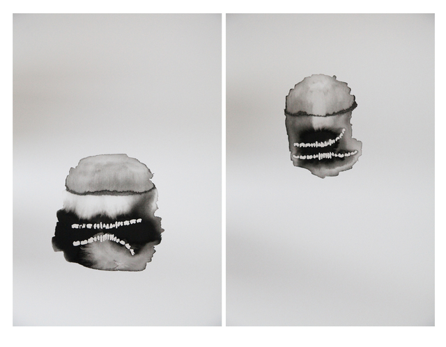 , 'Scheme for Consciousness (Diptych),' 2018, Maus Contemporary