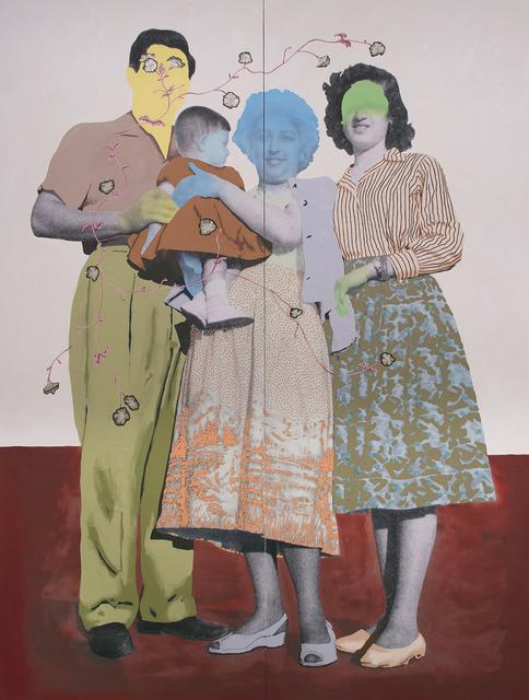 Daisy Patton, 'Untitled (Family Ties)', 2017, k contemporary
