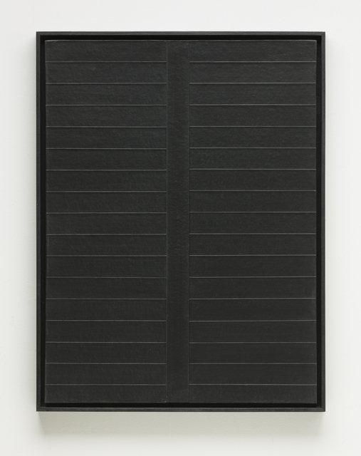 , 'Untitled' (Black),' 1961, BorzoGallery