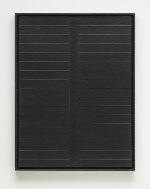 , 'Untitled' (Black),' 1961, Borzo Gallery
