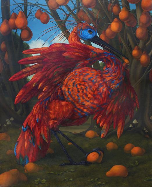 , 'Chemical Love Birds: Psychotopia,' 2014, Koplin Del Rio