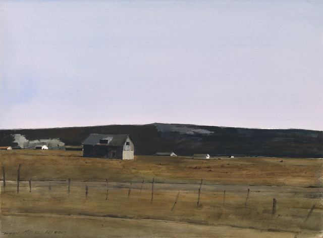 , 'Rural Farmland,' 2017, Mac-Gryder Gallery