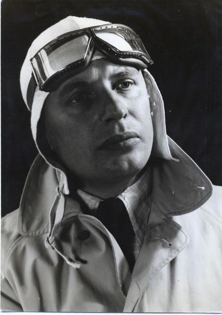 , 'Untitled (Aviator),' 1932-1935, Robert Mann Gallery