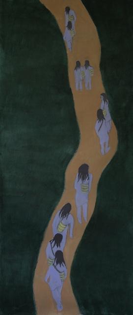 , 'Wiwa Stories II,' 2015, Casas Riegner