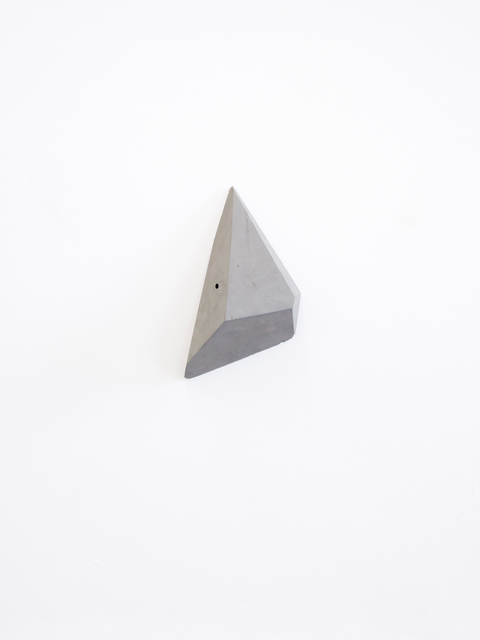 Thom Rees, 'Untitled', 2018, Sculpture, Dyed plaster, approximately, Alfa Gallery