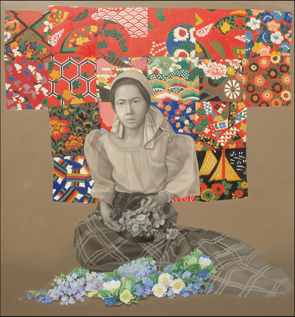 , 'Forget Me Not,' 2014, Galerie Sogan & Art