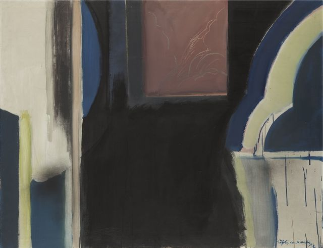 Albert Ràfols-Casamada, 'Central window', 1972, Artur Ramon Art