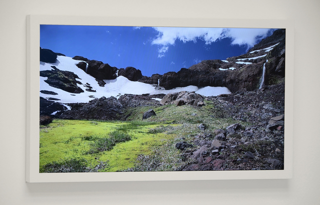 , 'Sierra Nevada,' 2015, Christopher Grimes Projects