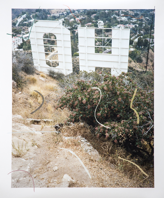 , 'Untitled (Oh Hollywood),' 2016, Galerie Eva Presenhuber