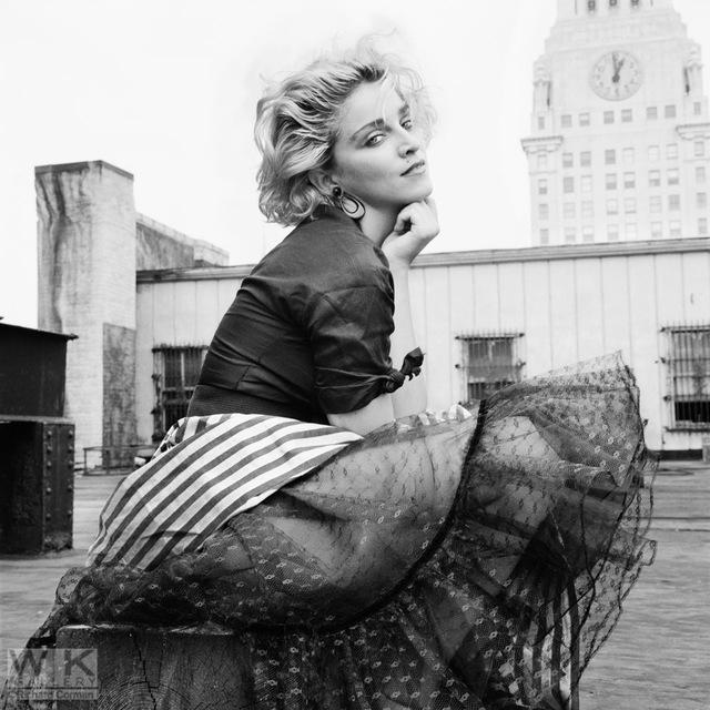 , 'Madonna Cinderella #1,' 1983, Weiss Katz Gallery