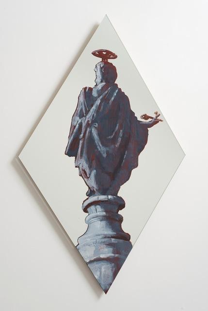 , 'St. Peter,' 2012, Gagosian